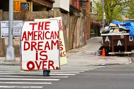 American Dream over